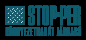 STOP-PER környezetbarát